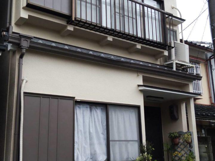 京都市 T様邸  |京都市、宇治市、八幡市の外壁塗装&屋根塗装&雨漏り専門店【塗り達】