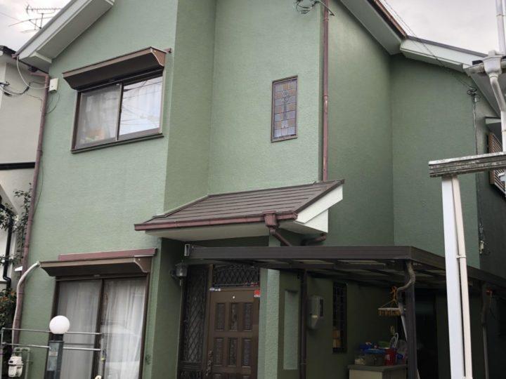 京都 N様邸 |京都市、宇治市の外壁塗装&屋根塗装&雨漏り専門店【塗り達】