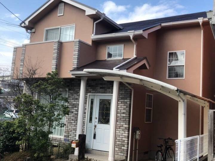 八幡市 S様 |京都市、宇治市の外壁塗装&屋根塗装&雨漏り専門店【塗り達】