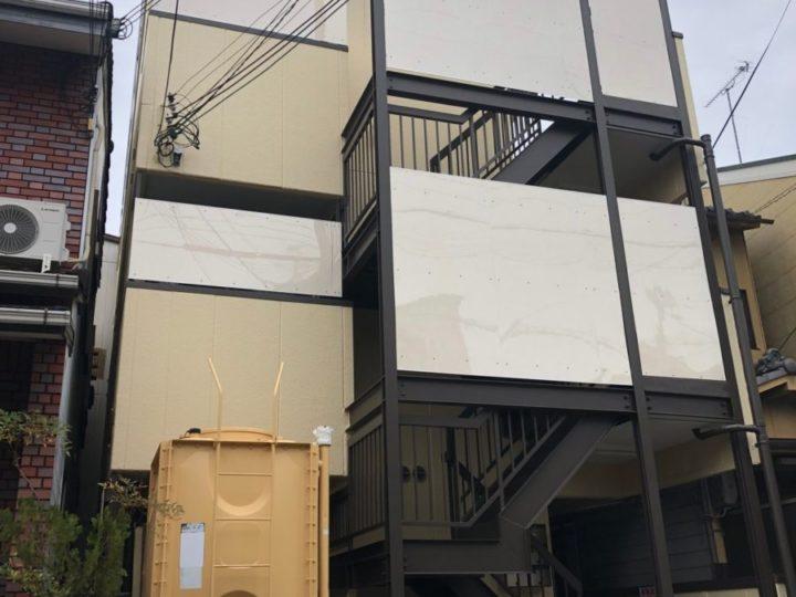 宇治市 T様(マンション) |京都市、宇治市、八幡市の外壁塗装&屋根塗装&雨漏り専門店【塗り達】