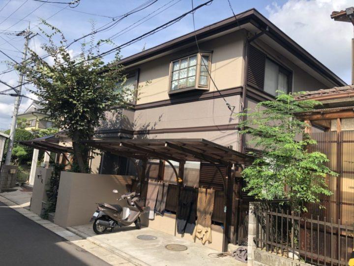 京都 T様 |京都市、宇治市の外壁塗装&屋根塗装&雨漏り専門店【塗り達】