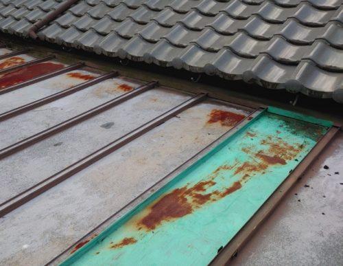 屋根塗装 瓦棒
