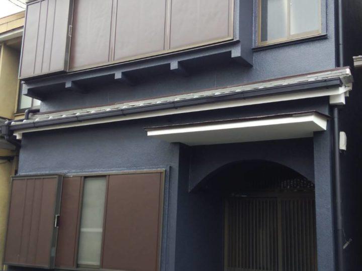 京都市 F様邸  |京都市、宇治市、八幡市の外壁塗装&屋根塗装&雨漏り専門店【塗り達】