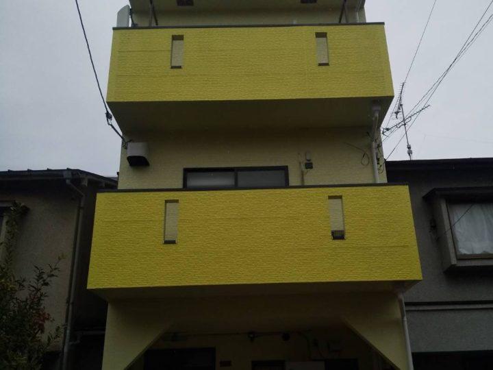 京都市伏見区 Y様邸  |京都市、宇治市、八幡市の外壁塗装&屋根塗装&雨漏り専門店【塗り達】
