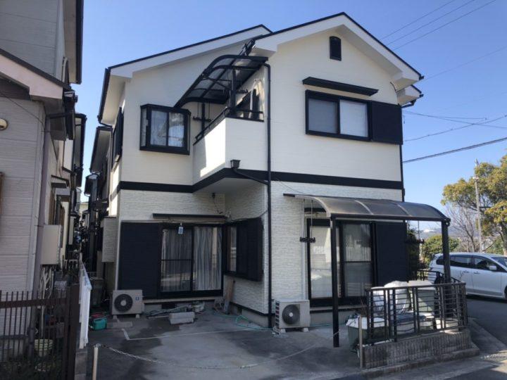 八幡市 H様 |京都市、宇治市の外壁塗装&屋根塗装&雨漏り専門店【塗り達】