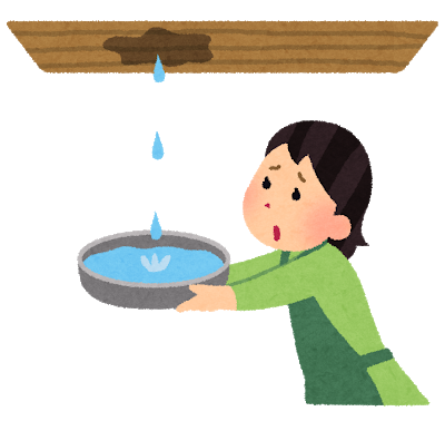 雨漏りしたら「補修」?「修理」?② l  京都府 宇治市 外壁塗装 屋根塗装 雨漏り 専門店 塗り達
