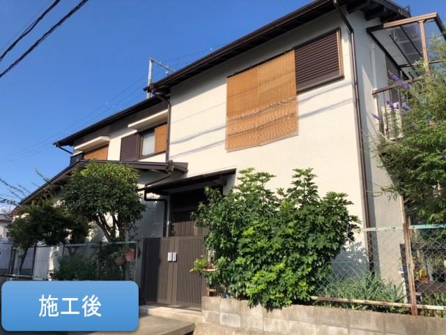 京都 T様邸|京都市、宇治市、八幡市の外壁塗装&屋根塗装&雨漏り専門店【塗り達】