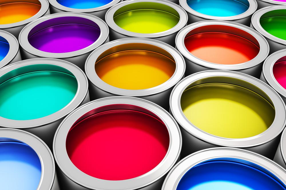 塗料 塗料の種類