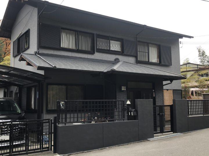 京都 U様邸 |京都市、宇治市の外壁塗装&屋根塗装&雨漏り専門店【塗り達】