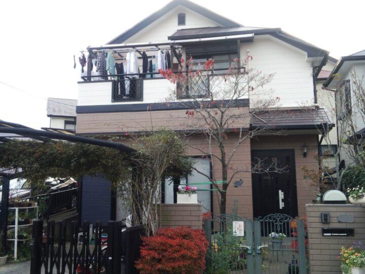 八幡市 K様邸 |京都市、宇治市、八幡市の外壁塗装&屋根塗装&雨漏り専門店【塗り達】