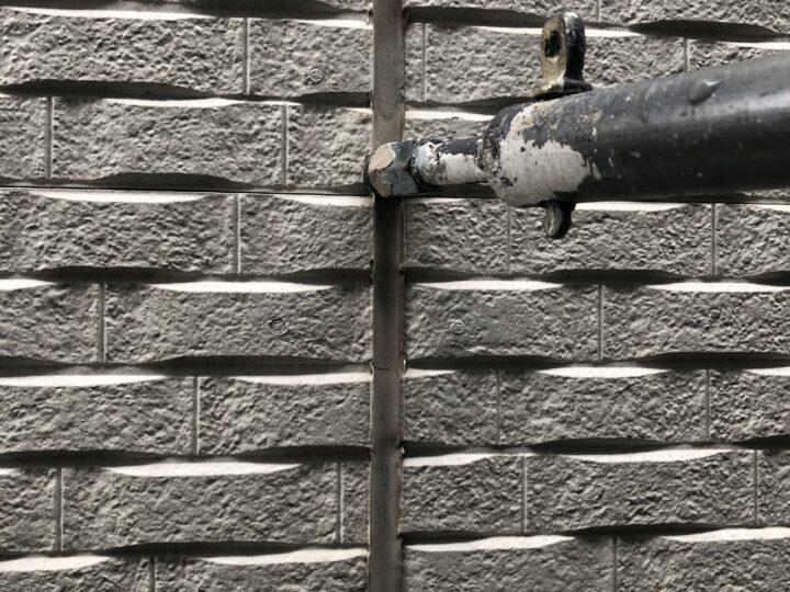 足場組時の壁つなぎ
