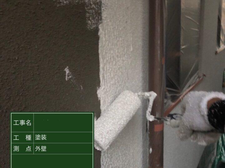 ④外壁 水性弾性サ-フエポ