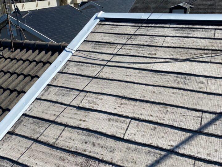 屋根塗装 施工前