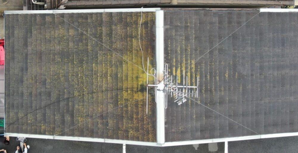 京都市西京区 K様  京都市、宇治市、八幡市の外壁塗装&屋根塗装&雨漏り専門店【塗り達】 施工前