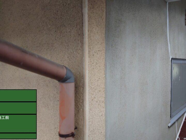 京都市 I様 |京都市、宇治市、八幡市の外壁塗装&屋根塗装&雨漏り専門店【塗り達】 施工前