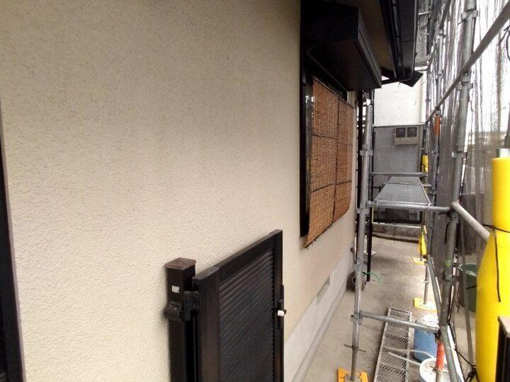外壁塗装 施工前