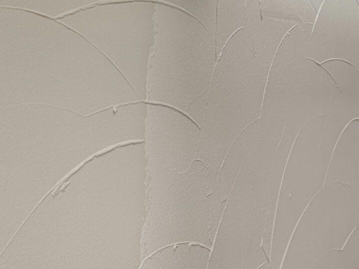 モルタル外壁 上塗り2回目