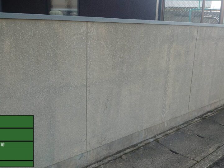京都市伏見区 H様 |京都市、宇治市、八幡市の外壁塗装&屋根塗装&雨漏り専門店【塗り達】 施工前