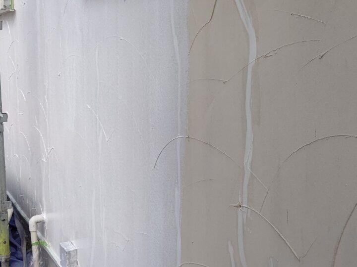モルタル外壁 下塗り